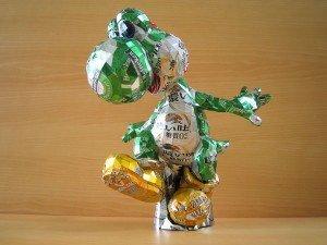 sculpture-3D-Yoshi